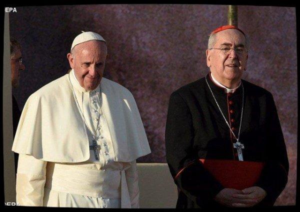 Le cardinal Ryłko, nouvel archiprêtre de Ste Marie Majeure