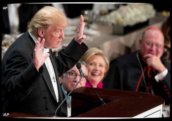 USA : le cardinal Dolan sera présent pour l'investiture de Donald Trump