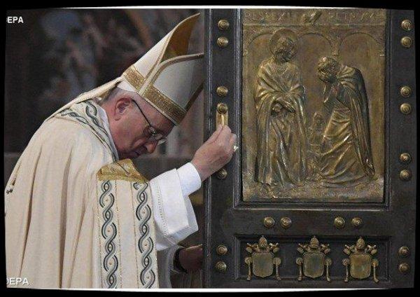 Jubilé, voyages, ½cuménisme : retour sur l'année 2016 du Pape François
