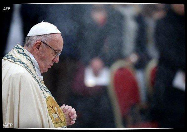 """Le Pape réaffirme le principe de la """"tolérance zéro"""" pour les prêtres coupables d'abus sexuels"""