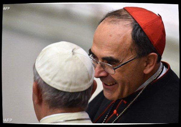 Le cardinal Barbarin, envoyé spécial du Pape au Congrès apostolique mondial de la miséricorde