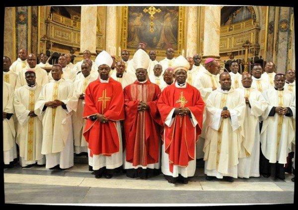 RDC : L'Eglise a accompli sa mission dans l'accord politique