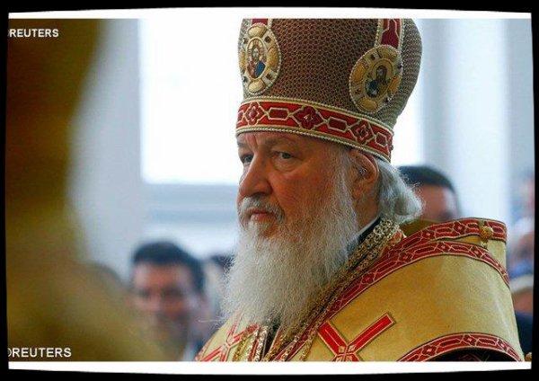 Le patriarche Kirill veut tirer les leçons de la Révolution russe
