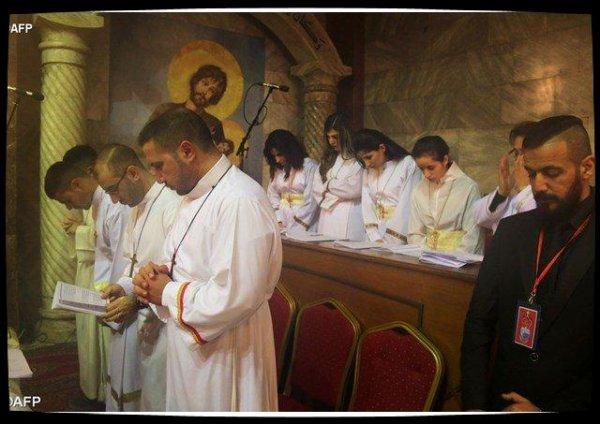 Les évêques français soutiennent les étudiants de Kirkouk