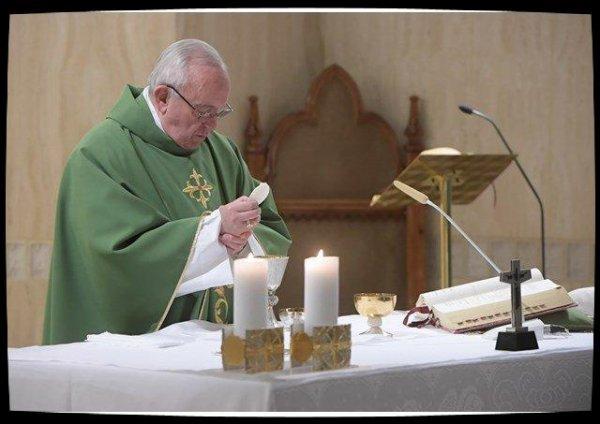 Sainte Marthe : «la guerre commence dans le c½ur de l'homme»