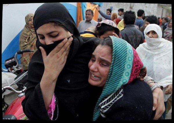 Les évêques pakistanais dénoncent un «massacre inacceptable» à Lahore