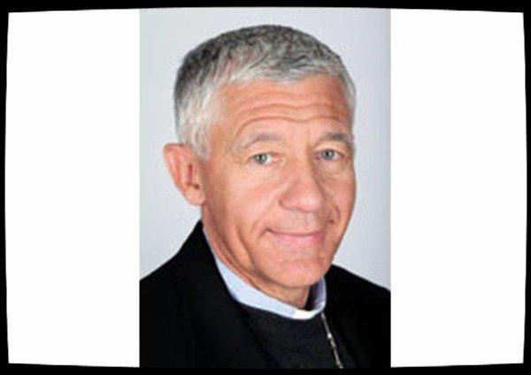 Mgr Luc Ravel, nouvel archevêque de Strasbourg
