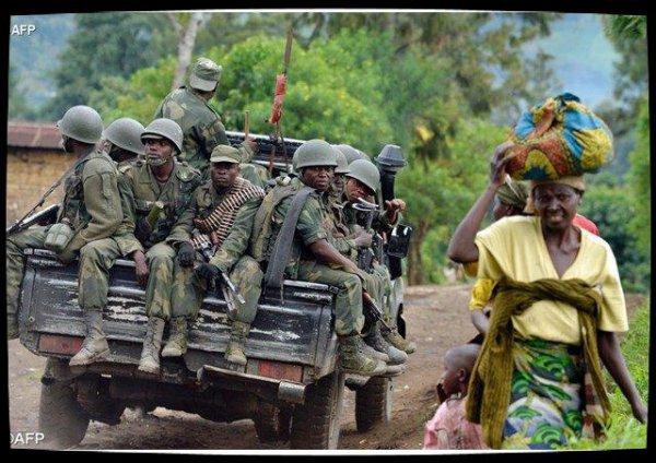 François appelle au calme en RDC et prie pour les enfants soldats