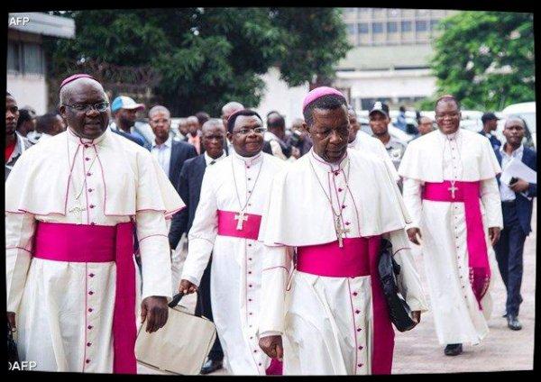 RDC : Les évêques rencontrent le président Kabila