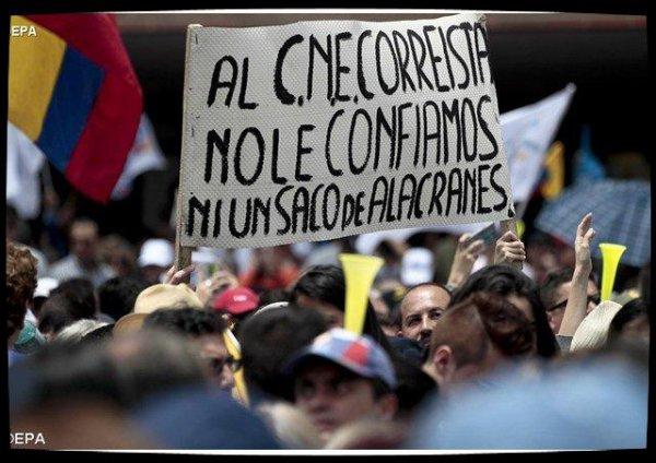 Equateur: l'Eglise demande la transparence dans les résultats électoraux