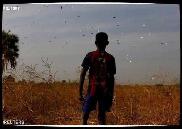 Le Pape invite à rendre concrètes les aides alimentaires pour le Soudan du Sud