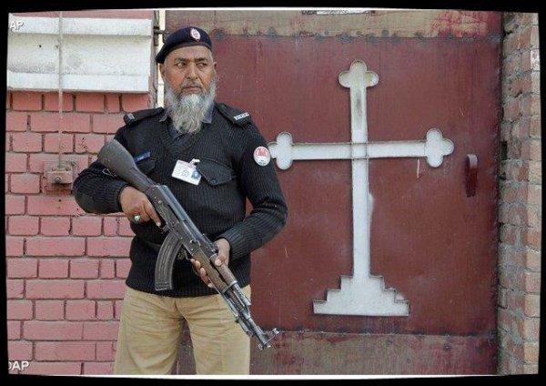 42 chrétiens pakistanais condamnés pour terrorisme
