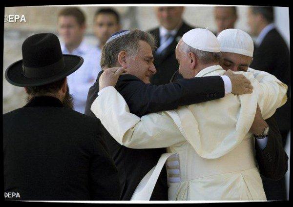 Le Pape reçoit une délégation juive : «La Torah manifeste l'amour de Dieu»