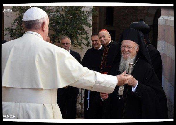 Bartholomée Ier appelle à vivre le Carême spirituellement