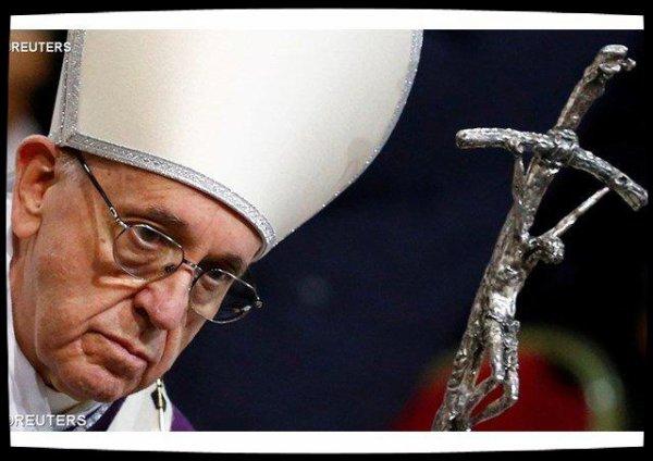 La Vidéo du Pape invite à prier pour les chrétiens persécutés
