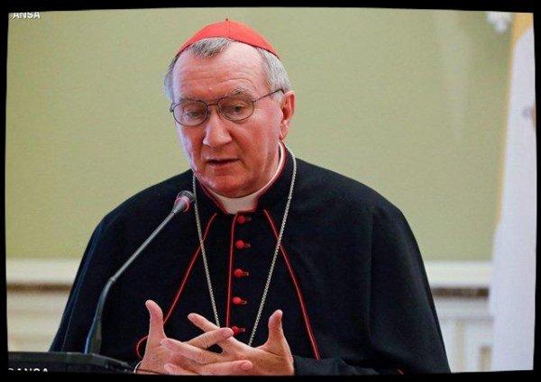 Le cardinal Parolin dément une «solitude» du Pape