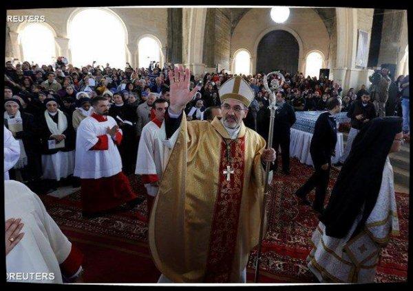Mgr Pizzaballa confiant dans l'avenir du patriarcat latin de Jérusalem