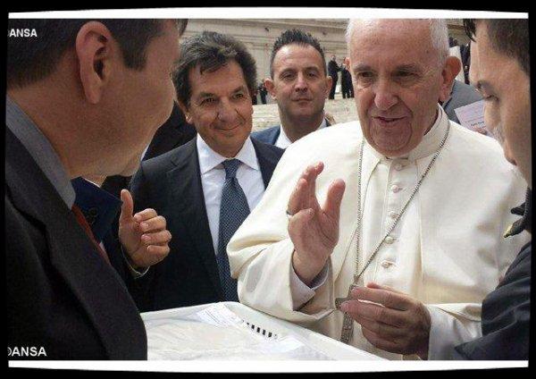Les détenus d'une prison de Milan écrivent au Pape François