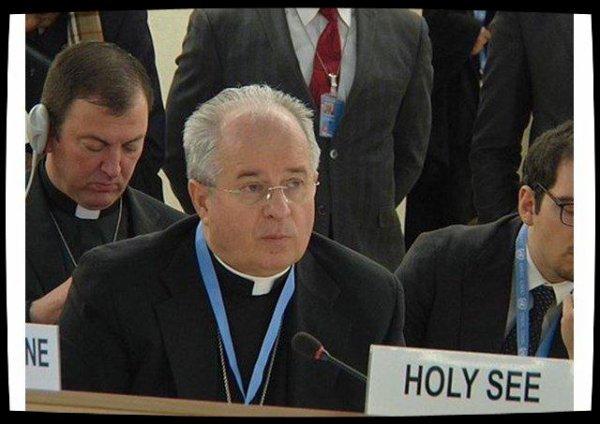 Mgr Jurkovic rappelle la nécessité de défendre la liberté religieuse
