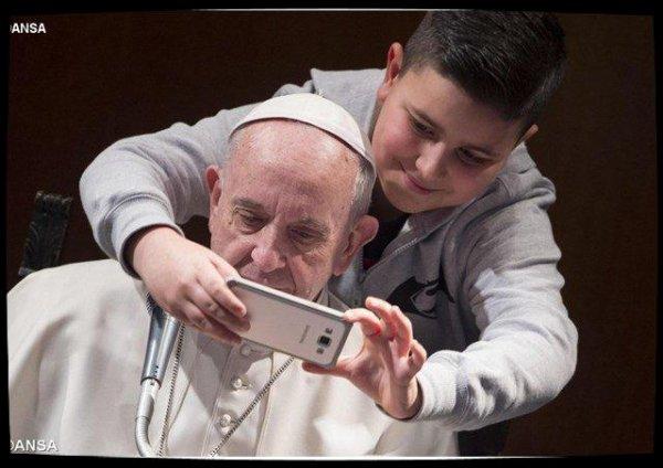 Le Pape François visitera une paroisse romaine dimanche 12 mars