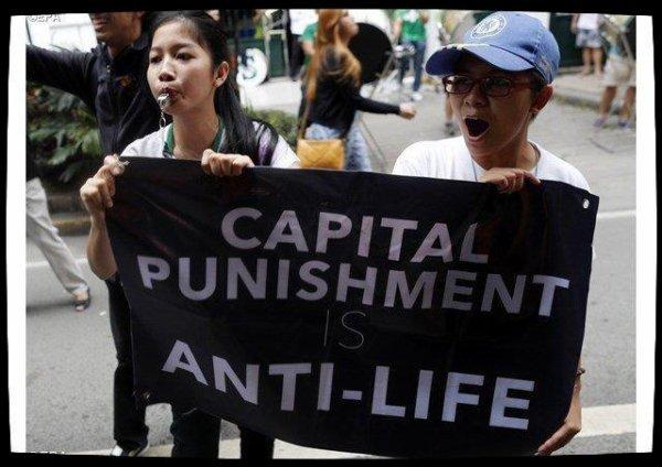 Les évêques philippins déplorent le retour de la peine de mort