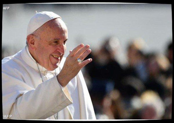 Le Pape François souligne l'importance du dialogue et de l'écoute