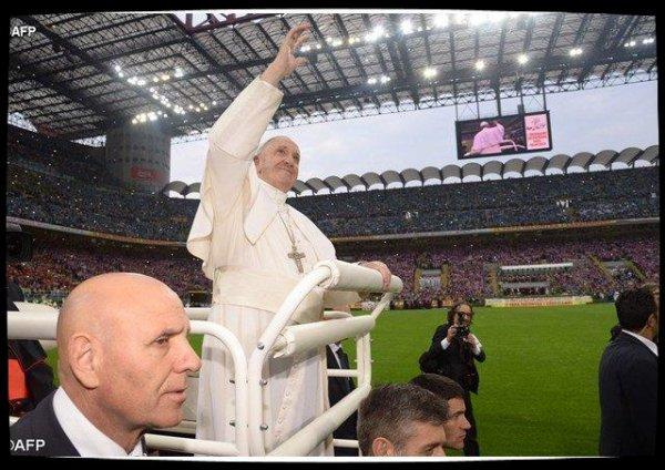 Le Pape invite les familles à cultiver des moments de gratuité