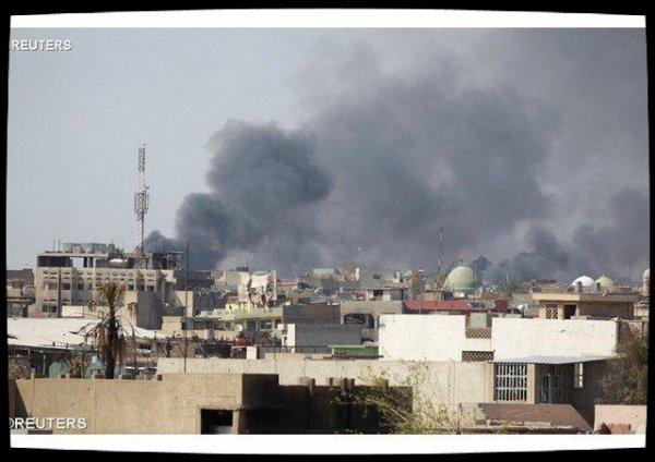 Bataille de Mossoul : le Pape François appelle à la protection des civils