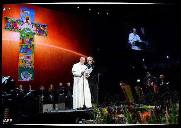 Colloque historique sur Luther : le Pape espère une «purification de la mémoire»