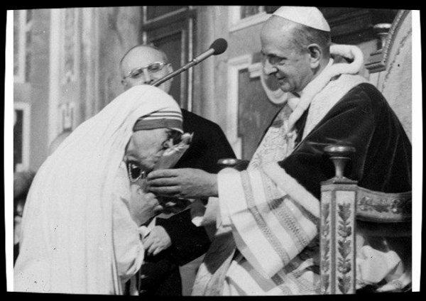 "L'encyclique de Paul VI ""Populorum Progressio"" a 50 ans"