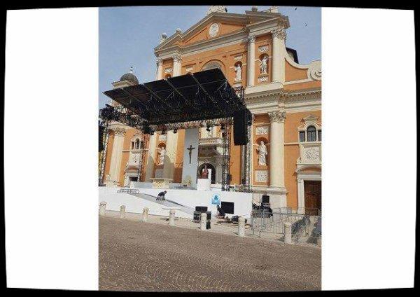 Le Pape François en visite dimanche à Carpi, en Émilie-Romagne