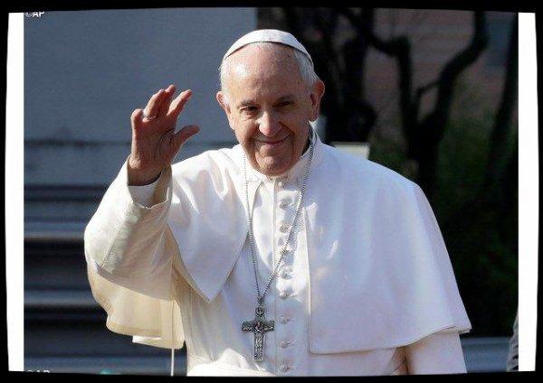 François salue l'Université catholique du Pérou, «école d'humanité»