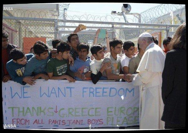 Trois nouvelles familles syriennes accueillies par le Vatican