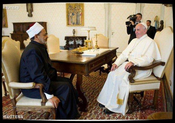 Le programme du voyage du Pape en Egypte en avril dévoilé