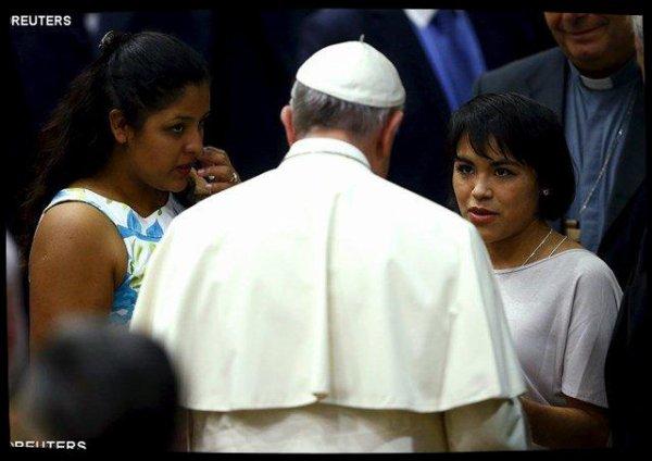Le Pape dénonce la traite humaine, une «plaie honteuse» de l'humanité