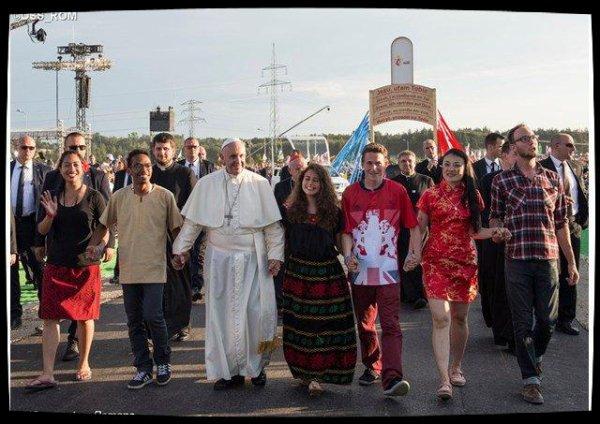 Rome : réunion préparatoire au prochain synode des jeunes