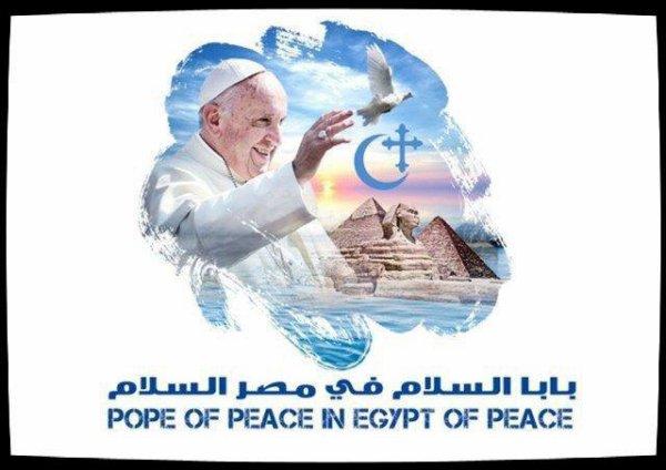 Le regard du père Samir Khalil sur le voyage du pape en Egypte