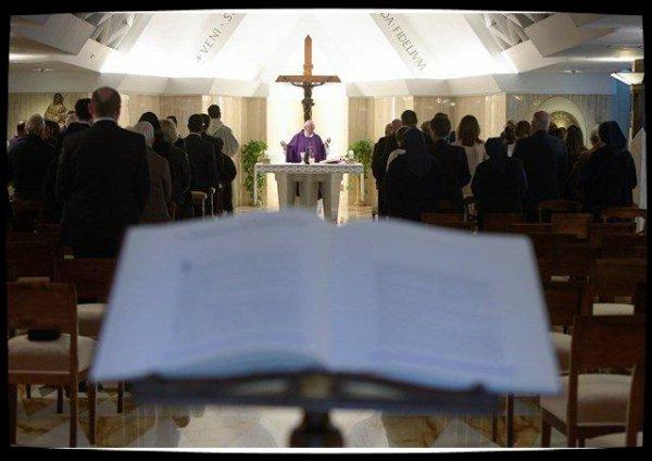 Pape François : dans la grande histoire du Peuple de Dieu, il y a la petite histoire de chacun de nous