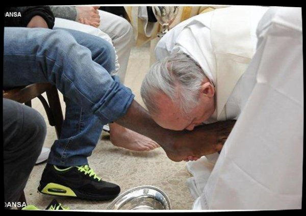 "Jeudi Saint : le Pape présidera la messe ""in Coena Domini"" dans une prison"