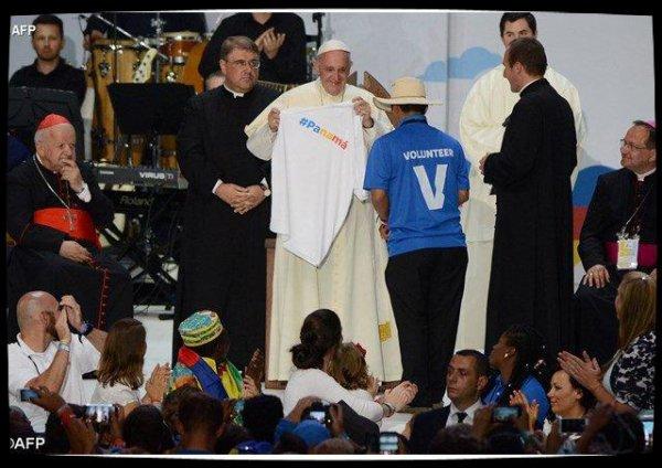 Le Pape préside une veillée de prière samedi pour les jeunes