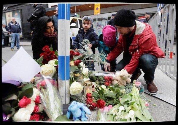 L'évêque catholique de Stockholm s'exprime après l'attentat
