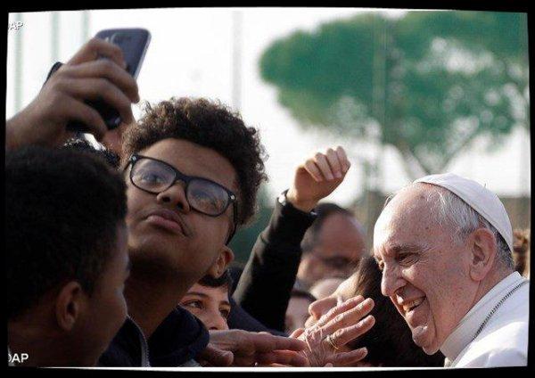 A Rome, les jeunes préparent le synode des évêques 2018