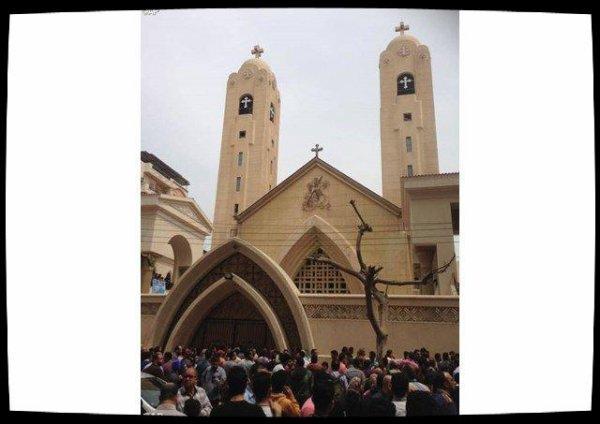 Les condoléances du Pape après les attentats en Suède et en Égypte