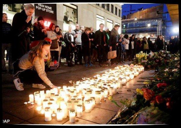 L'évêque de Stockholm lance un appel à prier après l'attentat