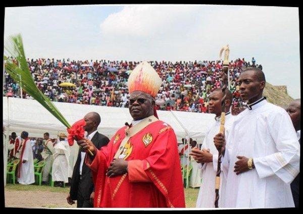 RDC : Le cardinal Monsengwo appelle les jeunes à résister à la violence