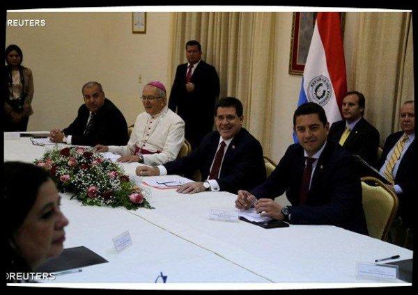 L'Église paraguayenne appelle l'opposition à dialoguer