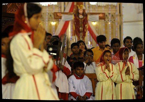 Inde: les chrétiens craignent des violences durant la Semaine Sainte