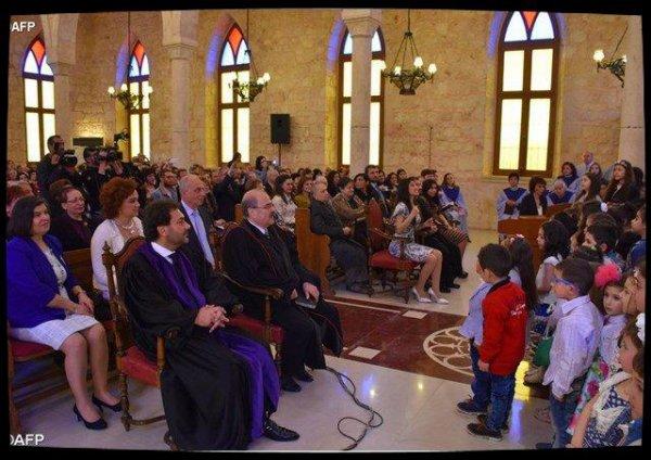 Orthodoxes, protestants et catholiques célèbrent Pâques