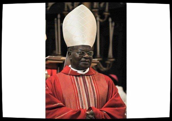 RDC : Pour la Pâques, le Cardinal Monsengwo appelle à l'espérance