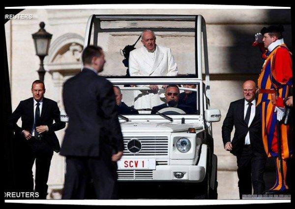 Audience : le christianisme n'est pas une idéologie rappelle le Pape